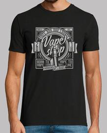 retro vintage style vapeo t-shirt