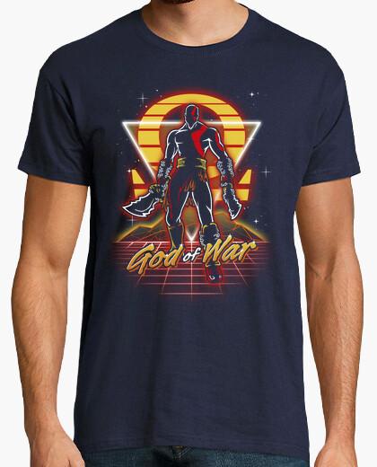 Camiseta Retro War God