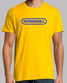 retroscroll logo - champion edition