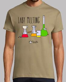 réunion de labware (fond clair)