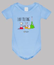 réunion de matériel de laboratoire (arr