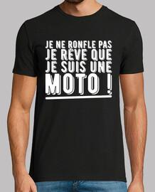 Rêve de moto