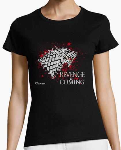 Camiseta Revenge is Coming
