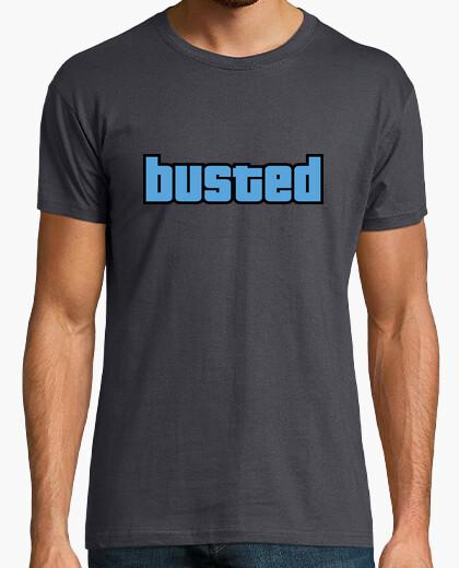 Camiseta reventado