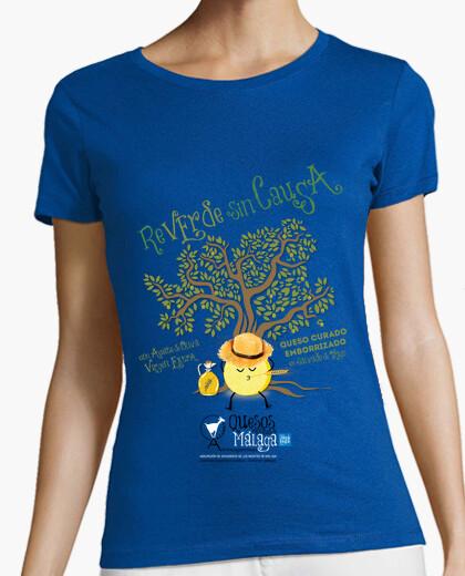 Camiseta Reverde Sin Causa