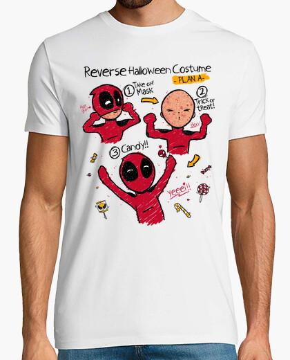 Camiseta Reverse Costume