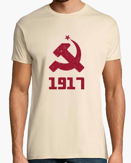 Camiseta Revolución 1917