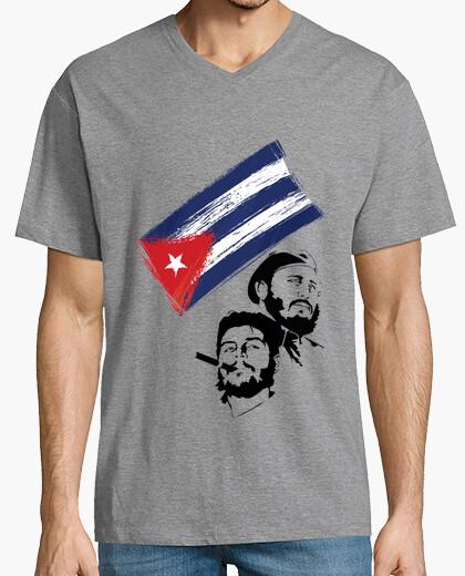 Camiseta Revolución cubana