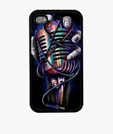 Funda iPhone revolución de la música