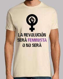 Revolución Feminista (Fondo Claro)