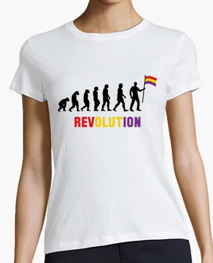 Camiseta Revolución Republicana
