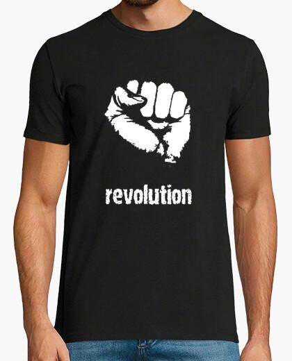 Camiseta Revolution - mc chico