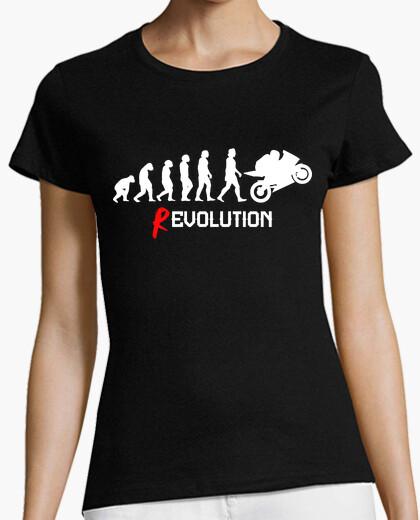Tee-shirt révolution cycliste