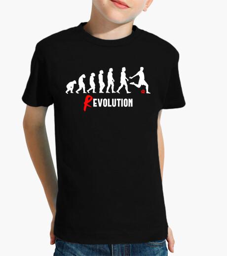 Vêtements enfant révolution de football