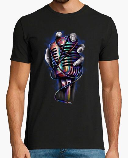 Tee-shirt révolution de la musique