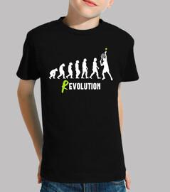 révolution de tennis