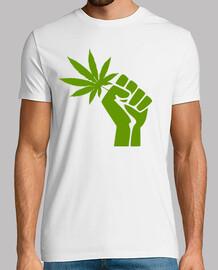 Révolution et Marijuana