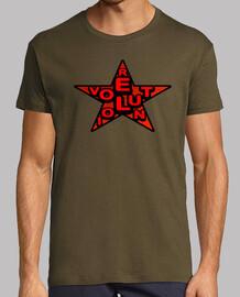 révolution étoile rouge