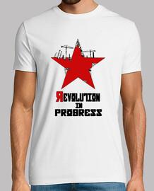Revolution in Progress Red
