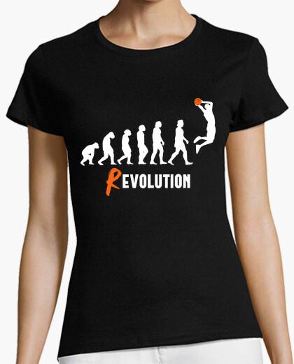 Tee-shirt révolution panier