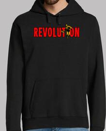 Revolution. Revolución