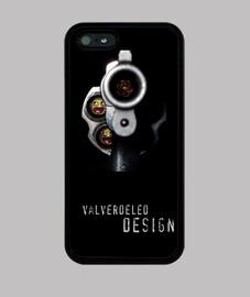Revólver iPhone 5. Premium