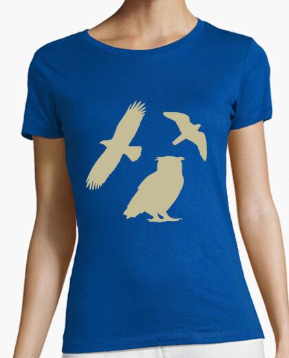 Camiseta Revuelto de Rapaces (Campo Mujer)