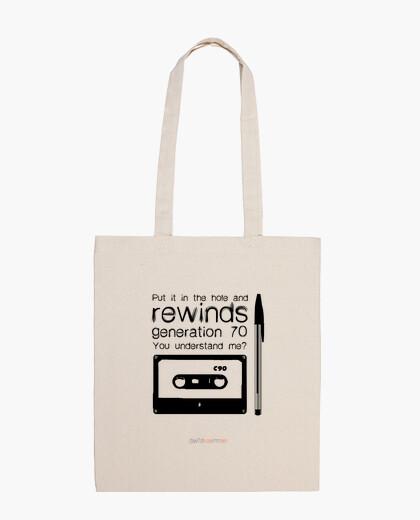 Rewinds 70 shoulder bag