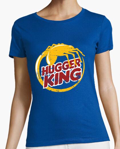 Camiseta rey abrazo