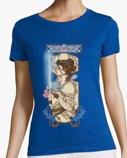 Camiseta Rey Art Nouveau