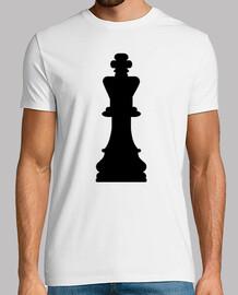 rey de ajedrez