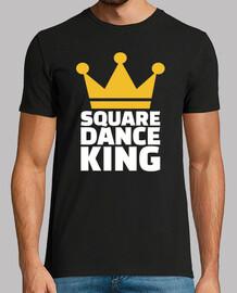 rey de la danza cuadrada
