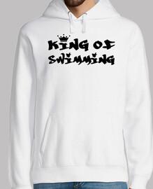 rey de la natación