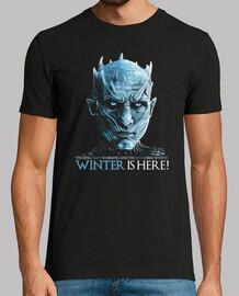 Rey de la Noche - Winter is Here! (Juego de Tronos)