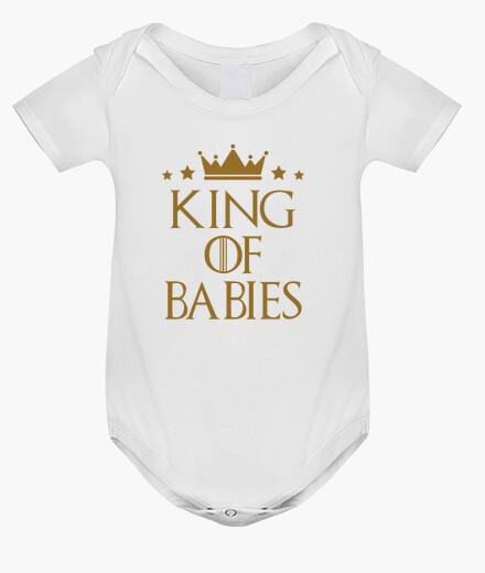 Ropa infantil rey de los bebés / nacimiento / niño