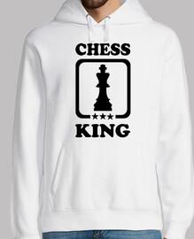 rey del ajedrez campeón