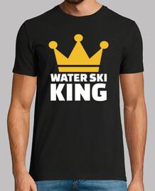 rey del esquí acuático