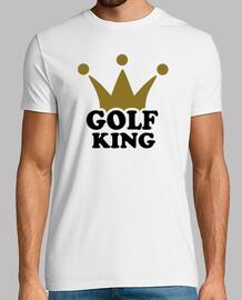 rey del golf de la corona