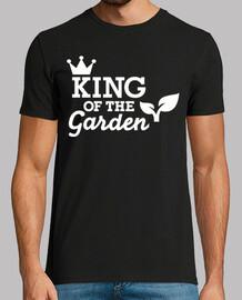rey del jardin
