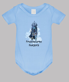Rey Exánime - Body bebé