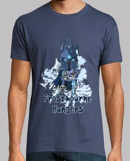 Rey Exánime - Camiseta chico