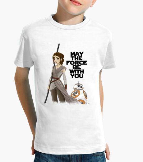 Ropa infantil Rey from Star Wars