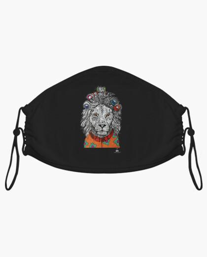 Mascarilla rey leon