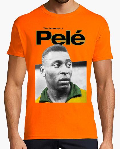 Camiseta Rey Pelé
