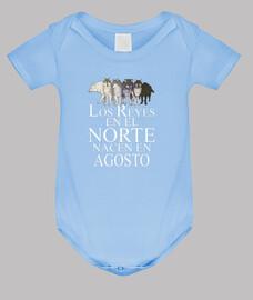 Reyes en el Norte nacen en Agosto