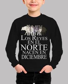 Reyes en el Norte nacen en Diciembre