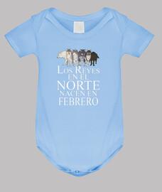 Reyes en el Norte nacen en Febrero
