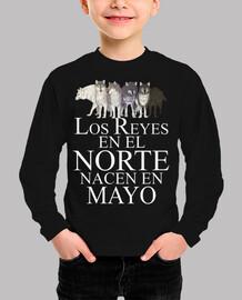 Reyes en el Norte nacen en Mayo
