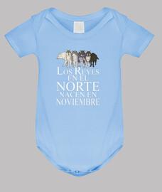 Reyes en el Norte nacen en Noviembre