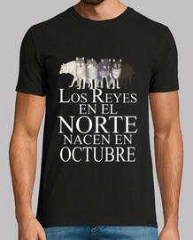 Reyes en el Norte nacen en Octubre